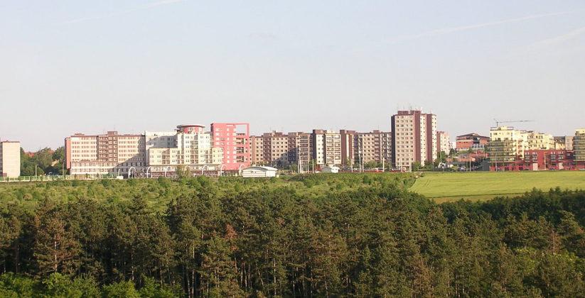 sídliště Barrandov