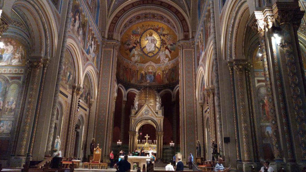 Kostel svatého Cyrila a Metoděje