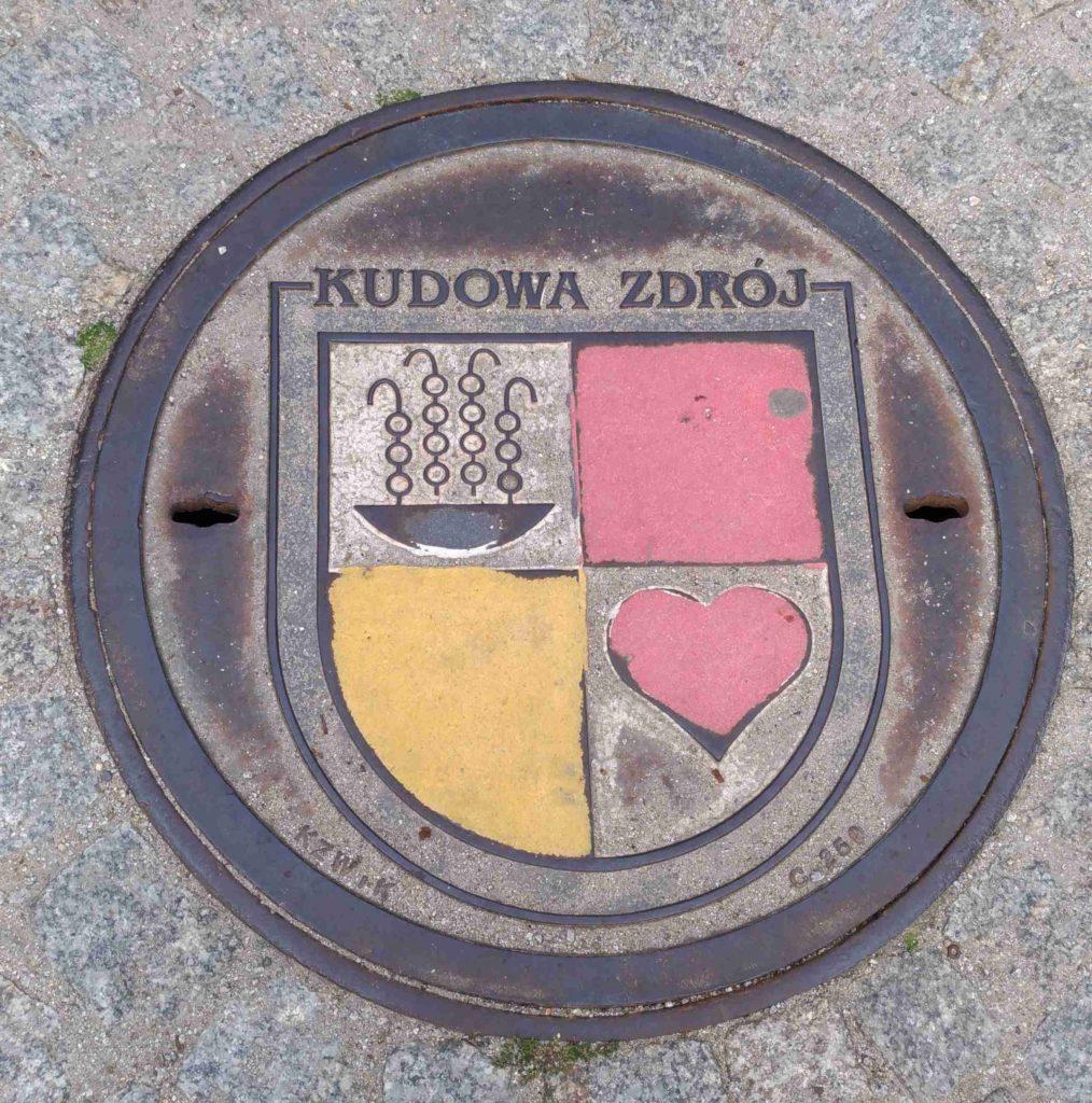 Erb Lázní Chudoba/Kudowa Zdroj