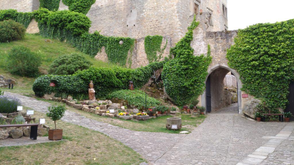 Landštejn vstupní brána
